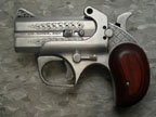 Engraved Texas Defender Bond Arms Derringer