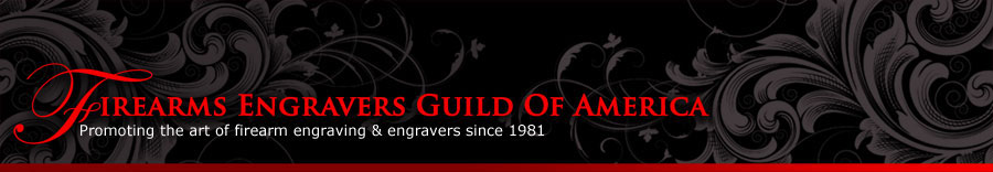 Firearm Engravers Guild of America, Custom Firearm Engraving